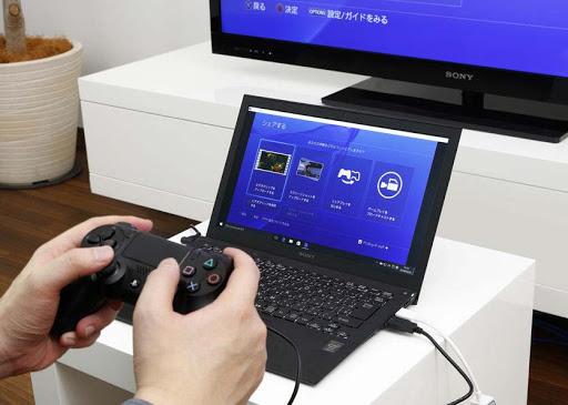 PS4コントローラーをPCで使う