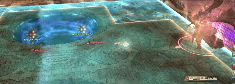 【FF14】漆黒決戦 ノルヴラント(Lv80)